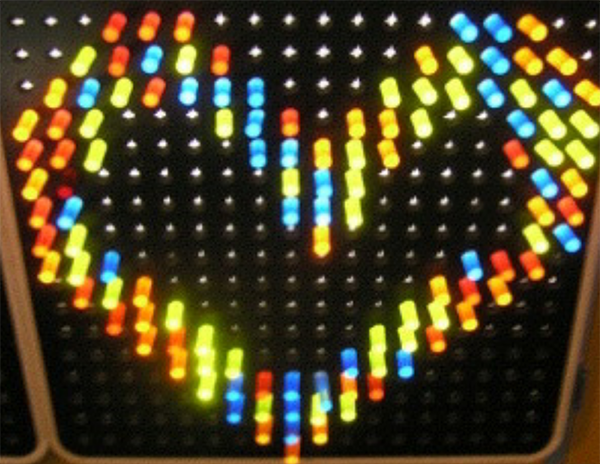 Giant Lite Brite Rental Massachusetts